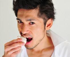 口臭予防,食べ物