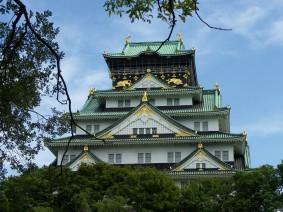 城,豊臣秀吉,大阪城