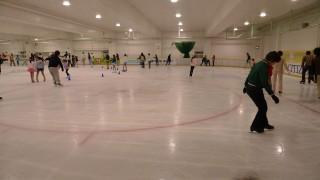スケート12月25日