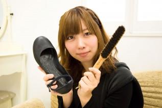 靴擦れ対処